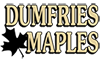 Dumfries Maples Mobile Logo