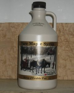 Maple Syrup 2L