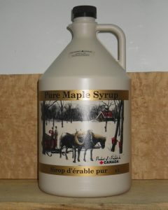 Maple Syrup 4L